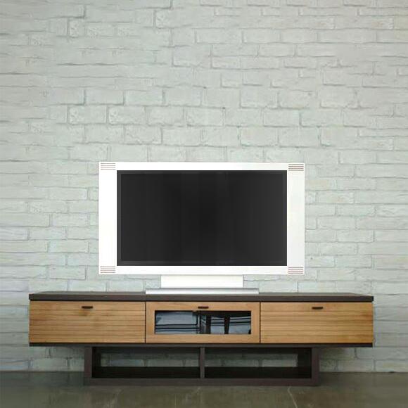 テレビ台 テレビボード ローボード 完成品 木製 和風モダン 160cm幅 幅160cmロータイプテレビボード TVボード てれび台 TV台 リビングボード AV収納 テレビラック ブラウン 52インチ対応 52型対応 国産品 日本製