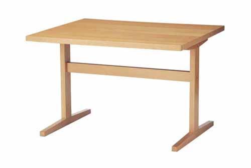 ダイニングテーブル 木製 北欧風 95cm幅カフェテーブル 食堂テーブル 食卓テーブル てーぶる 2人用 二人用 ナチュラル