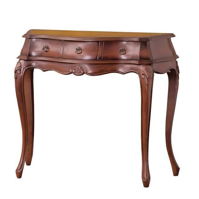 サイドテーブル ローテーブル リビングテーブル 木製 ヨーロッパ 90cm幅 幅90cm ブラウン ソファーテーブル ベッドテーブル コーナーテーブル ソファーサイドテーブル ベッドサイドテーブル コーヒーテーブル