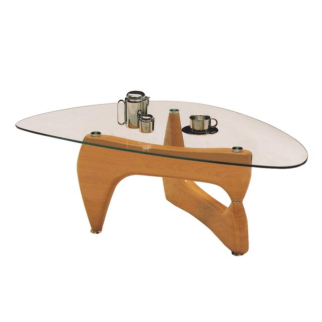 センターテーブル ローテーブル リビングテーブル コーヒーテーブル てーぶる ガラステーブル ガラス製 モダン 120cm幅 幅120cm ナチュラル