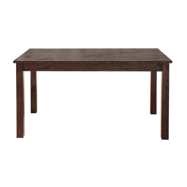 ダイニングテーブル 幅135cm 木製 4人掛け用 4人用