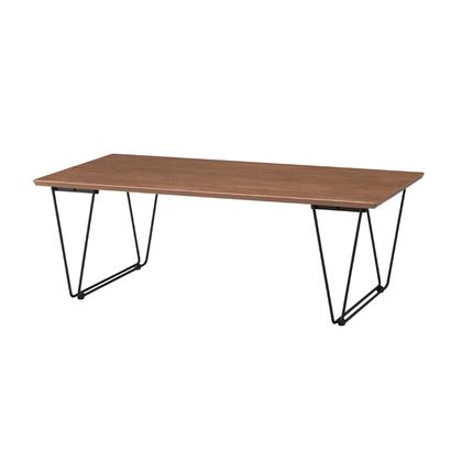センターテーブル ローテーブル リビングテーブル コーヒーテーブル てーぶる ブラウン アジアン風