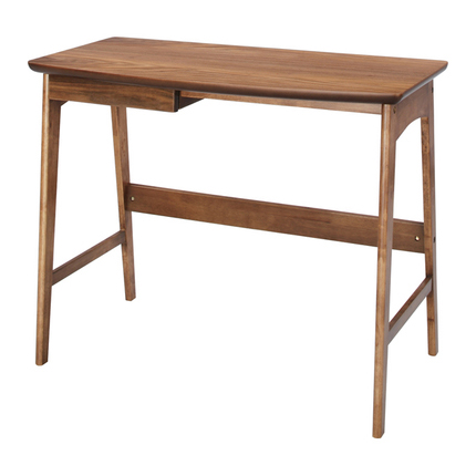 office working table. Desk Work Table For The Desk Office Working  90cm In Width Brown Wooden Both Sleeves