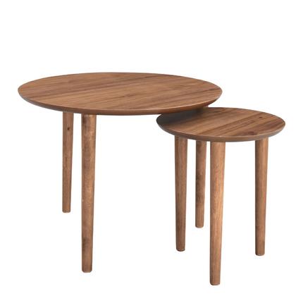 サイドテーブル ローテーブル リビングテーブル 幅60cm ブラウン 木製 ソファーテーブル ベッドテーブル コーナーテーブル ソファーサイドテーブル ベッドサイドテーブル コーヒーテーブル