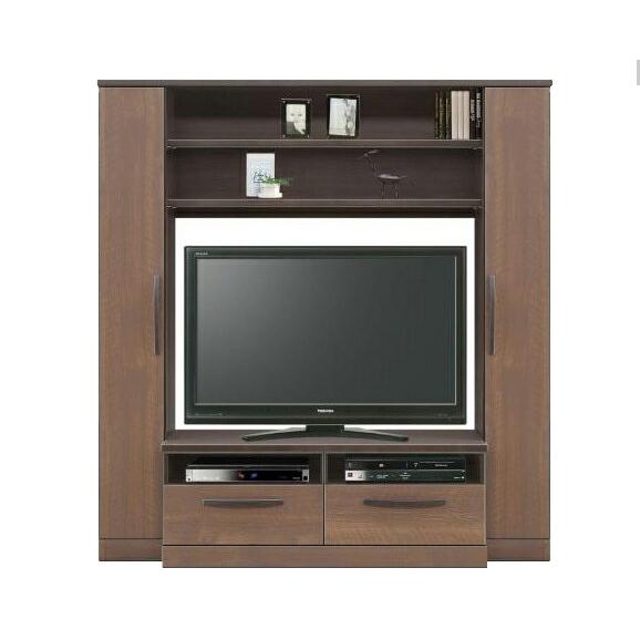 テレビ台 ハイタイプ 約幅170cm 収納付き ロータイプテレビボード TVボード てれび台 TV台 リビングボード AV収納