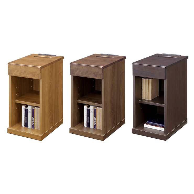 サイドテーブル 幅30cm 木製  モダン風 ナチュラル ブラウン ダークブラウン ソファーテーブル ベッドテーブル コーナーテーブル ソファーサイドテーブル ベッドサイドテーブル コーヒーテーブル