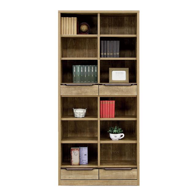 ラック シェルフ 完成品 幅85cm ナチュラル 木製 アンティーク リビング収納家具 収納ラック 収納棚 リビングラック 飾り棚 飾棚 ブックシェルフ 本棚 書棚 ディスプレイラック キャビネット 陳列棚