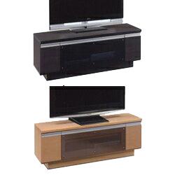 テレビ台 テレビボード ローボード 完成品 幅120cm ブラウン ナチュラル ホワイト 白木目 木製 モダン風 ロータイプTVボード てれび台 TV台 ローボード リビングボード AV収納