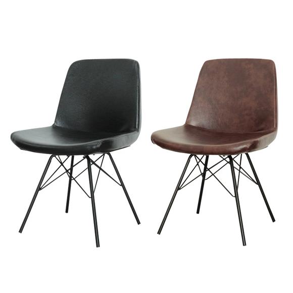 ダイニングチェアー ブラック 黒 ブラウン ミッドセンチュリー風 食堂椅子 カウンターチェアー 食卓チェアー カフェチェアー マート 食堂イス 超美品再入荷品質至上 いす 食堂チェアー