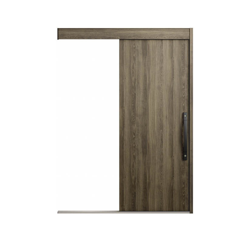 【8月はエントリーでP10倍】玄関引戸 リクシル エルムーブ2 L15型(木目枠) 一本引き 本体鋼板仕様 呼称W160 W1608×H2150mm 玄関引き戸 LIXIL/TOSTEM トステム 玄関ドア サッシ DIY 建材屋