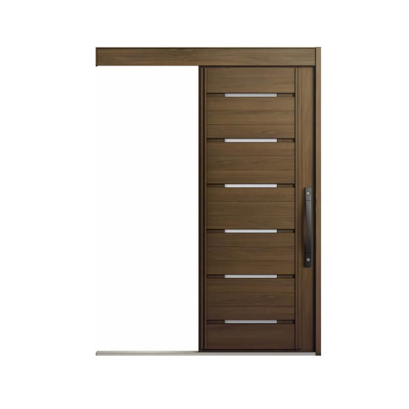 玄関引戸 リクシル エルムーブ2 L26型 一本引き 本体鋼板仕様 呼称W183 W1838×H2150mm 玄関引き戸 LIXIL/TOSTEM トステム 玄関ドア サッシ リフォーム DIY 建材屋