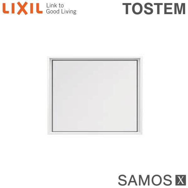 樹脂アルミ複合サッシ FIX窓(内押縁タイプ) 06005 W640×H570 LIXIL サーモスX 半外型 LOW-E複層ガラス(アルゴンガス入) 建材屋