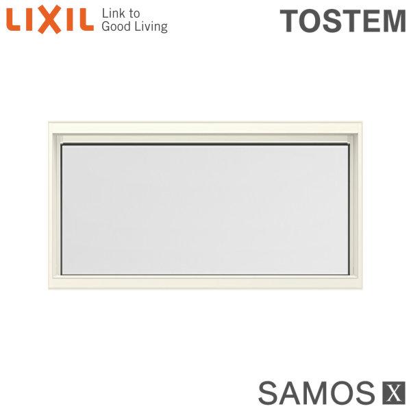 高性能ハイブリッド窓 サッシ LIXILサーモスX 樹脂アルミ複合サッシ FIX窓 メーカー直売 ファッション通販 内押縁タイプ 11907 建材屋 LOW-E複層ガラス アルゴンガス入 W1235×H770 サーモスX 半外型 LIXIL