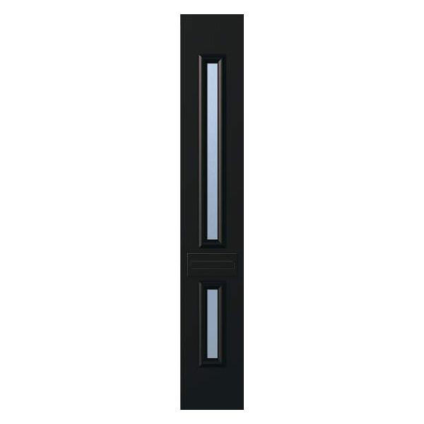 玄関ドア 取替用玄関ドア用 DP-2061P 袖パネル ポスト付き(1台)【デュガードデュオ DH2000用】YKKap【玄関】【出入口】【取替】 建材屋