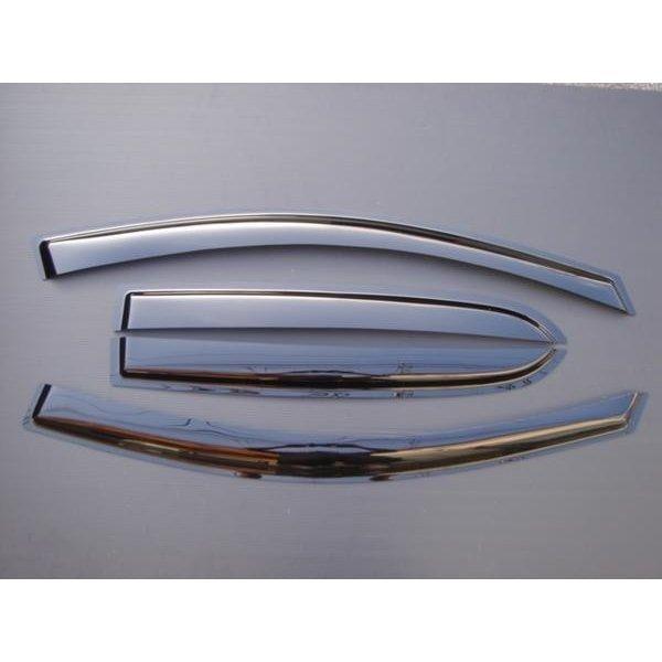 輸入 有名な 雨除けや換気に必須アイテム バイザー ウインドウ サイド ブラックスモーク 窓 ドア ティーダラティオ C11 サイドバイザー ドアバイザー 日産