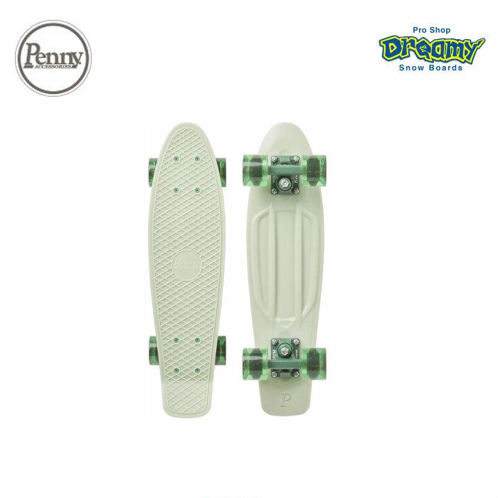 Penny ペニースケートボード SAGE 22インチ 特殊プラスティック デッキ 0PCL5-sage 2019 SS 最新カラーモデル 正規品