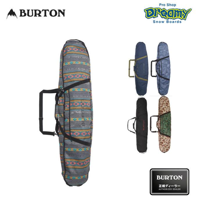 BURTON バートン JPN BOARD SACK 109961 ボードサック アクセサリーポケット バックパックストラップ スノーボードケース WINTER 2019モデル 正規品