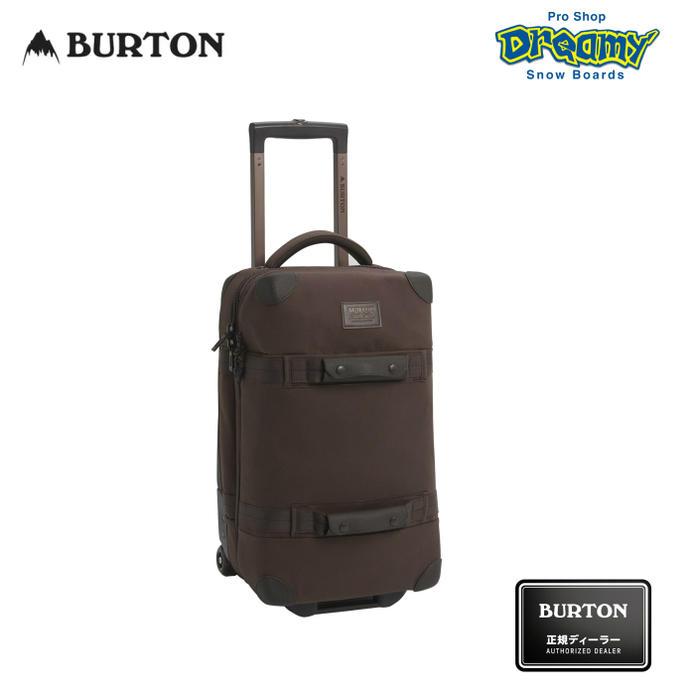 BURTON バートン WHEELIE FLIGHT DECK ウィール フライトデッキ 容量:40L 149451 機内持ち込み CRAMゾーン キャリー バッグ WINTER2019モデル 正規品