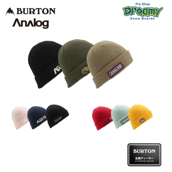 42a62d78c7a dreamy1117  BURTON Burton Anlog analog AG BEANIE 3 PACK 172491 beanie three  pieces set classical music fitting knit cap WINTER 2019 model regular  article ...