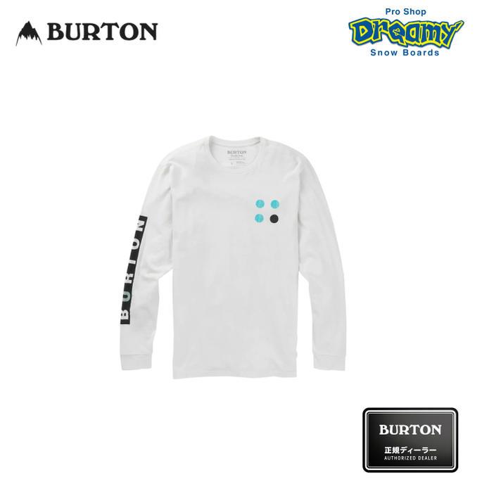 11e6a9aa dreamy1117: BURTON Burton Custom Long Sleeve T Shirt 209491 custom Longus  Reeve T-shirt regular fitting preshrinking WINTER 2019 model regular  article ...