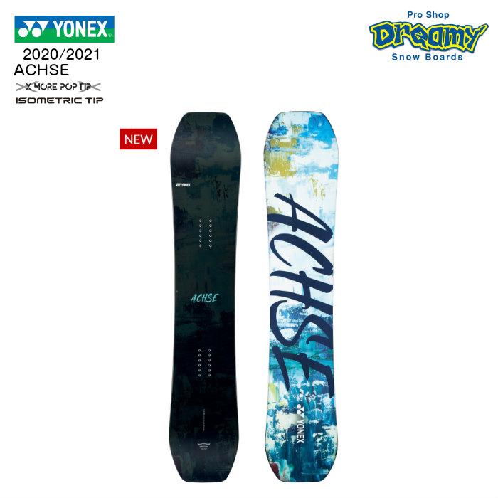 20-21 YONEX ヨネックス ACHSE アクセ EASYRIDE CAMBER X MORE POP TIP ISOMETRIC TIP グラトリ 跳び系 スピン オーリー スノーボード 板 2021年モデル 正規品