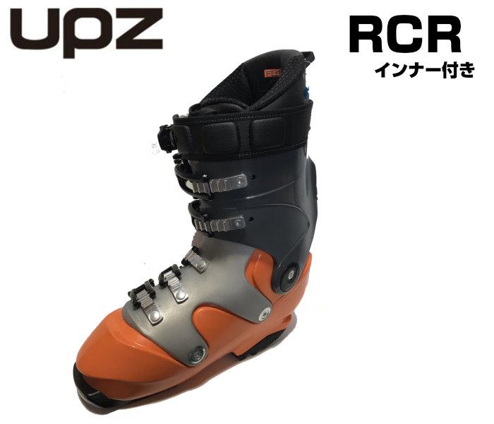 UPZ ユーピーゼット RCR FLOインナー アルパインブーツ スノーボード アルペン ハードブーツ ORANGE 正規品