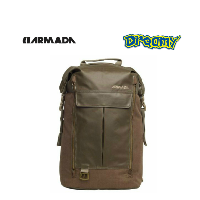 ARMADA アルマダ KARN 20L BACK PACK Military black 0847165073704 0847165073698 15インチ ラップトップスリーブ バックパック 正規品