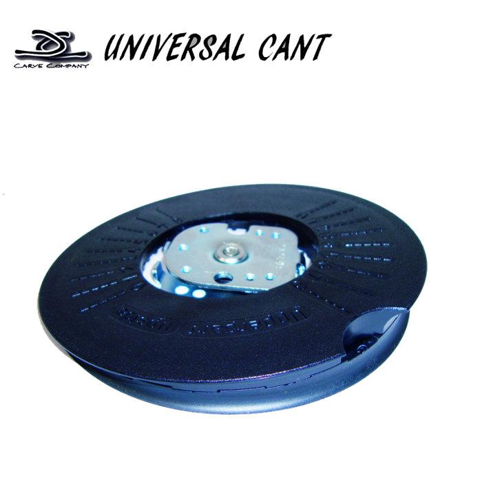 CC-BINDING Universal Cant(1枚単位) ユニバーサルカント ビス付き ユニカン フリーラン カービング テクニカル