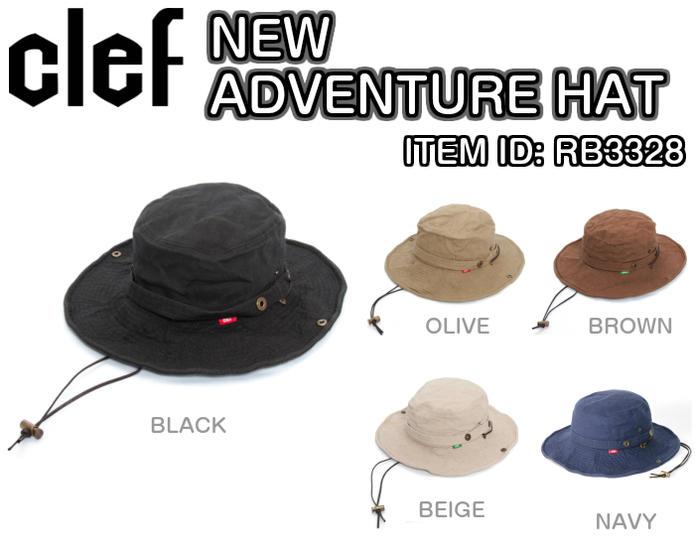 dreamy1117 | Rakuten Global Market: Clef clay NEW ADVENTURE HAT ...