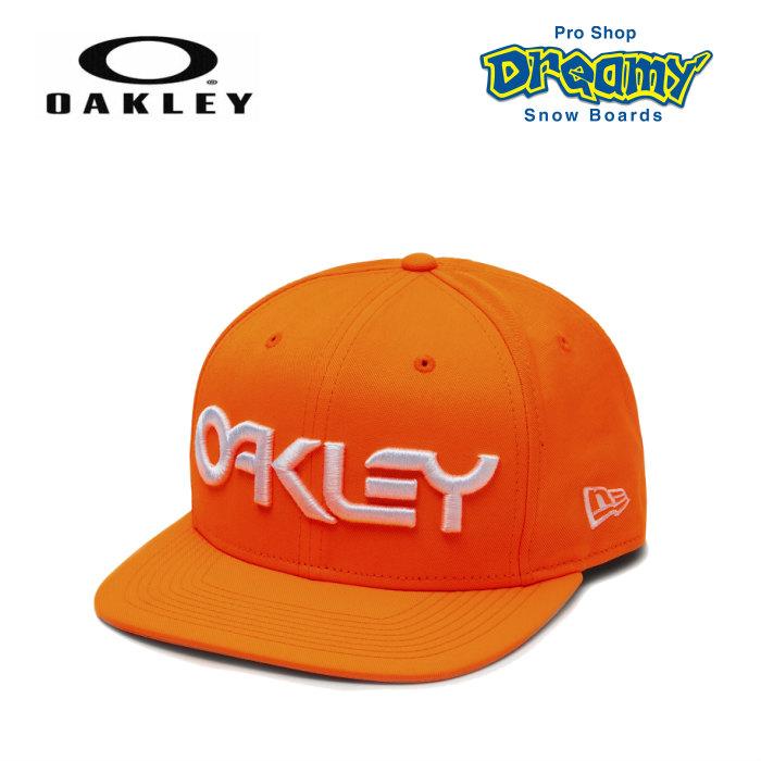 539b4eef4f9 OAKLEY Oakley MARK II NOVELTY SNAP BACK 911784-71G New Era new gills 9Fifty  snapback cap hat