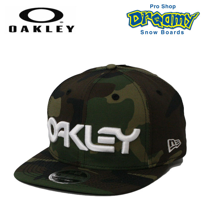 dreamy1117  OAKLEY Oakley MARK II NOVELTY SNAP BACK 911 8efd1c1f287