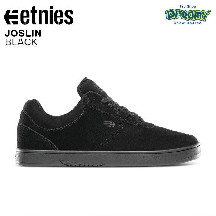 etnies エトニーズ JOSLIN 41010484000 スケートシューズ BLACK スニーカー スケートボード 正規品
