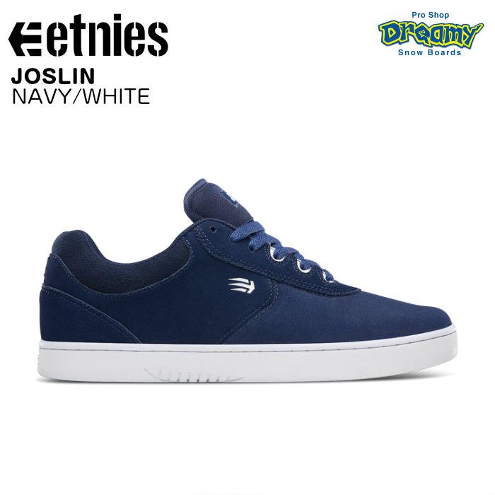 etnies エトニーズ JOSLIN 41010484472 スケートシューズ NAVY/WHITE スニーカー スケートボード 正規品