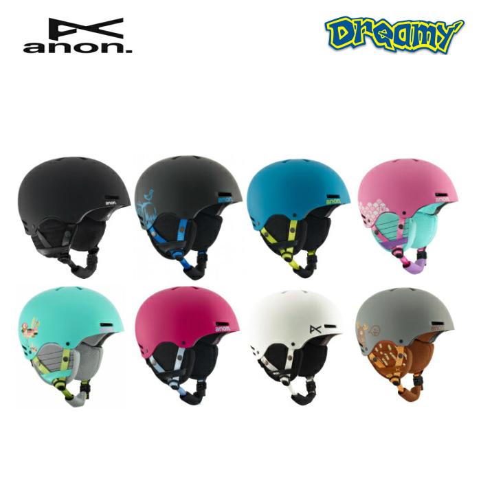Anon 17-18Kid's Anon RIME Helmet 1328610 ヘルメット Helmet プロテクター スノーボード BURTON 正規品