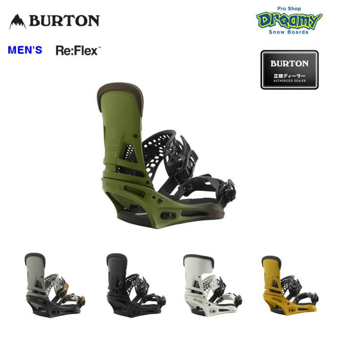 BURTON バートン MALAVITA Re:Flex マラビータ リフレックス ミディアム 105491 スノーボード バインディング メンズ WINTER 2019モデル 正規品