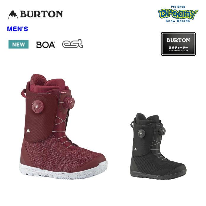 BURTON バートン SWATH BOA スウォース ボア EST 203181 NEW スノー ブーツ スノーボード メンズ WINTER 2019モデル 正規品