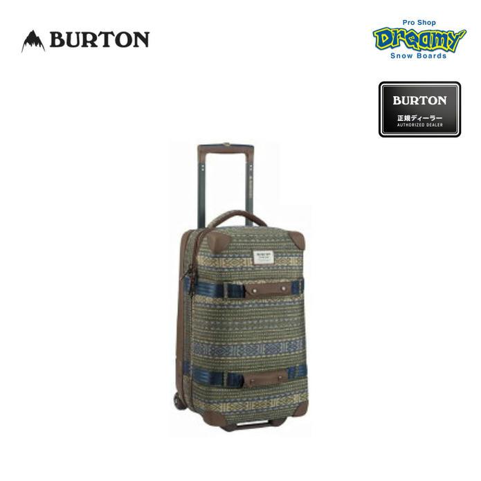 BURTON Wheelie Flight Deck [40L] 14945106 Fall 2017 トラベルバッグ ウィールバッグ 旅行バッグ 正規品 バートン