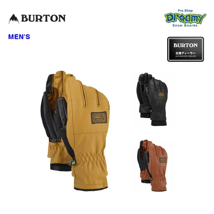 BURTON バートン Men Free Range Glove 18996100 防水 タッチスクリーン対応 スノー グローブ スノーボード ウェア 2018モデル 正規品