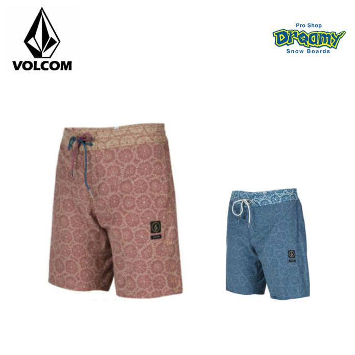 VOLCOM(ボルコム) FLOUR JAMMER A1011600 CMS NVP ボードショーツ ストレッチ パンツ 水着 メンズ 2016モデル 正規品