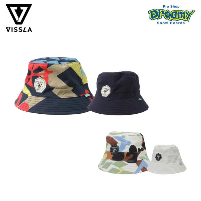 VISSLA Vitra Cutup Bucket Hat and cut-up bucket Hat 2016 MAHT8CUT16SP Hat  hats bucket Hat genuine 26eeddf0ef1