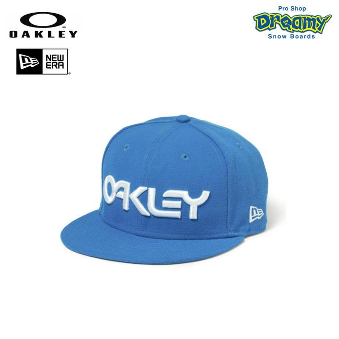 7cee5a62ab0 OAKLEY Oakley MARK II NOVELTY SNAP BACK 911784-62T Ozone New Era new gills  snapback embroidery cap hat 2017 model regular article