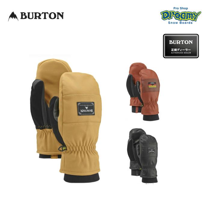 BURTON バートン Men's Free Range Mitt  15183101 メンズ スノーウェア スノーボード ウェア グローブ ミトン 2017モデル 正規品