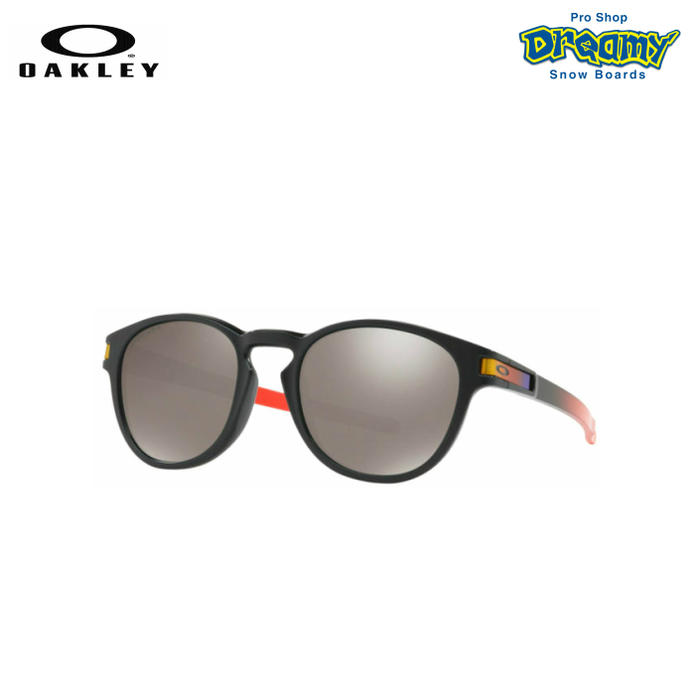 7a8e2c0f9e OAKLEY Oakley LATCH PRIZM POLARIZED RUBY FADE COLLECTION (ASIA FIT)  OO9349-1553 Ruby Fade Prizm Black Polarized Asia fitting regular article