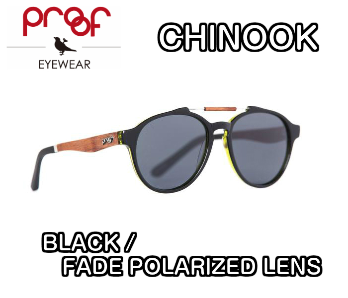 812e093845adc proof proof CHINOO polarized lens sunglasses COLLECTION THE ECO frame  (BLACK) lenses (POLARIZED LENS FADE) black wood wooden frame genuine