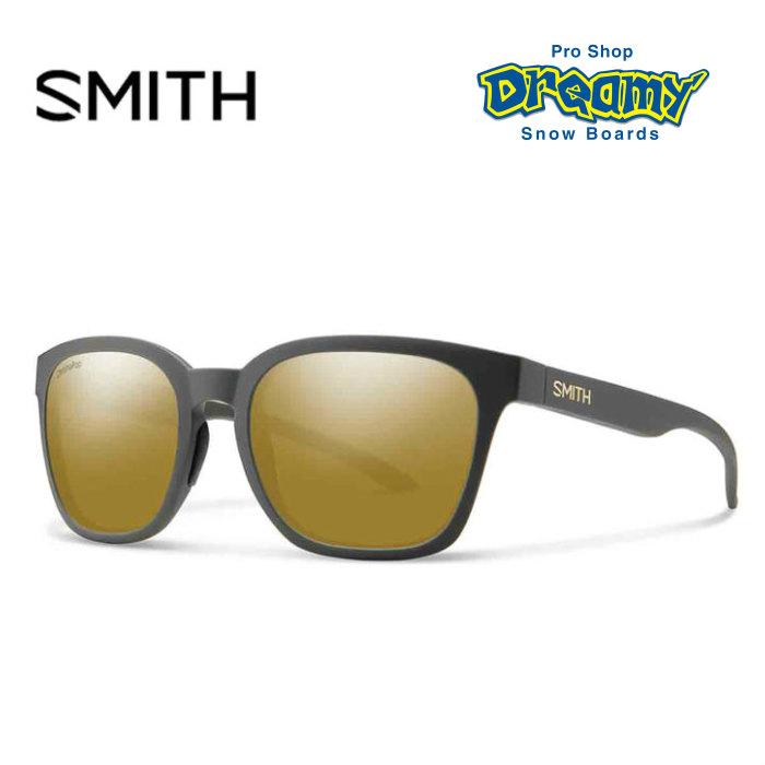 SMITH スミス Founder ファウンダー 020440127 Matte Gravy ChromaPop Bronze Mirror ユニセックスモデル サングラス 2018モデル 正規品