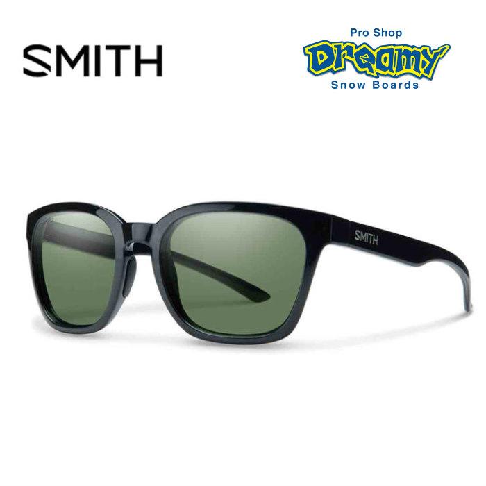 SMITH スミス Founder ファウンダー 020440126 Black ChromaPop Polarized Gray Green [偏光] ユニセックスモデル サングラス 2018モデル 正規品
