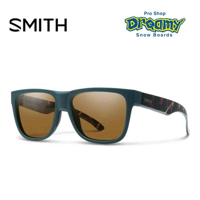 SMITH スミス LOWDOWN2 ローダウン2 020439304 Matte Forest Tortoise ChromaPop Brown サングラス 2018モデル 正規品