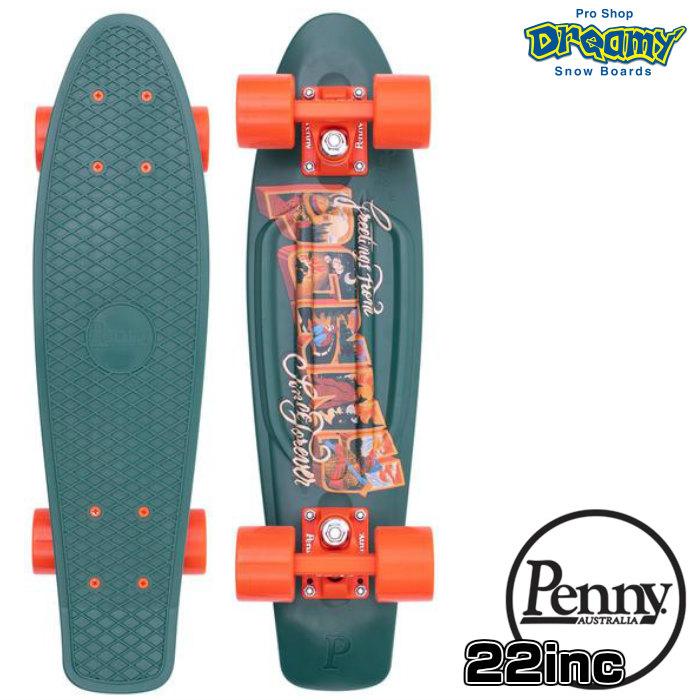 ★即納★【正規品】 Penny SkateBoard  ★即納★Penny SkateBoard ペニースケートボード POSTCARD22