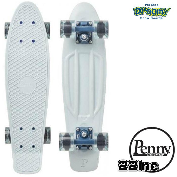 ★即納★PENNY ペニー 22インチ Penny SkateBoard ペニースケートボード ICE 0PCL5 22インチ クラシックシリーズ 特殊プラスティック ウィール59mm 正規品