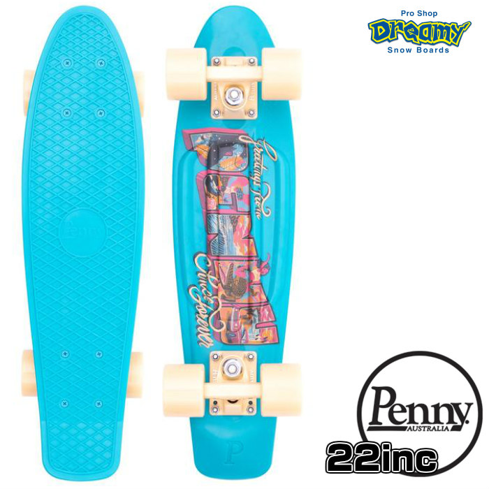 即納!【正規品】 Penny SkateBoard  Penny SkateBoard ペニースケートボード POSTCARD 22